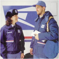 Postal Uniforms for Letter Carriers
