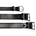 Letter Carrier Belt Black 1 Inch Item: D20F