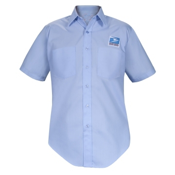 Letter Carrier Women's Short Sleeve Shirt Item: D406