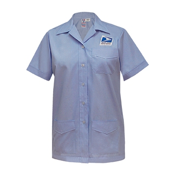 Letter Carrier Women's Flying Cross Jac Shirt Item: FUJW