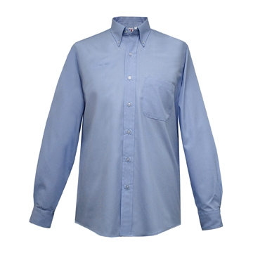 Window Service Men's Window Clerk Shirt Long Sleeve Item: D731