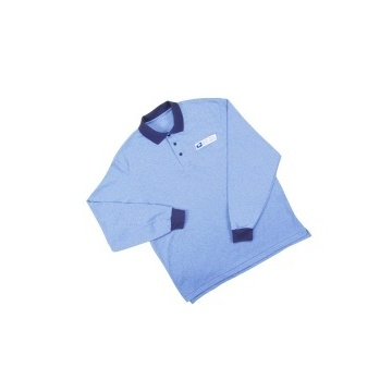 Window Service Women's Window Clerk Polo Shirt Long Sleeve Item: D960