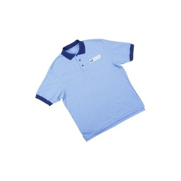 Window Service Women's Window Clerk Polo Shirt Short Sleeve Item: D940